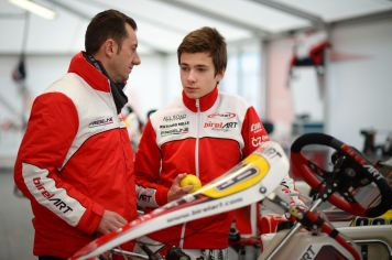 (B) - OK, BIREL ART / TM / BRIDGESTONE - BIREL ART RACING
